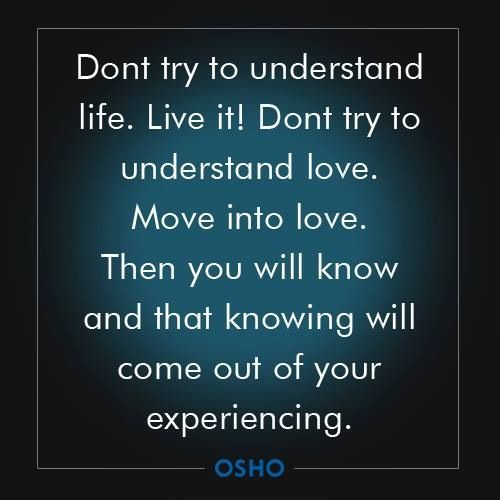 25+ Best Osho Quotes On Love On Pinterest