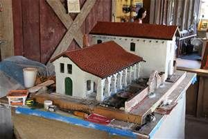Mission San Miguel Arcangel model restoration | Flickr - Photo Sharing ...