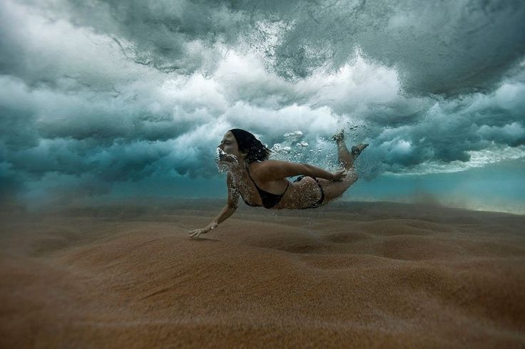 The Breathtaking Underwater Portraits of 27MM