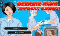 Operate Now: Appendix Surgery- Very accurate on the instrumentation for the appendix, great for scrubs, easy follow through first then on the hard level- it's a simulation with no help.