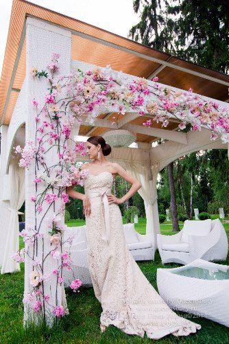 невеста в платье Helen Miller Sweet Collection