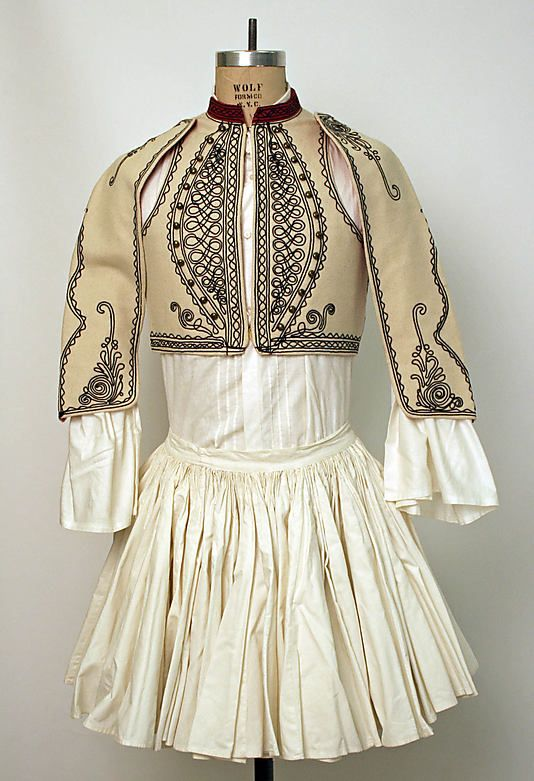 1800-1925 | Greek Outfit