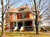 Stutzman Home, Bonaparte, Iowa