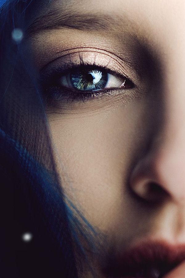 Her Eyes... Magical