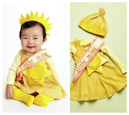 adorable last minute easy diy halloween costumes for baby disney baby - Last Minute Toddler Halloween Costumes