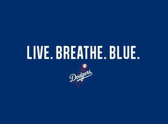 Born and Bleed Dodger Blue