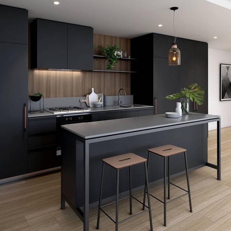 absolute kitchen goals credit to caesarstoneau kmart kmartaustralia kmartaus kmartins on kitchen ideas kmart id=49770
