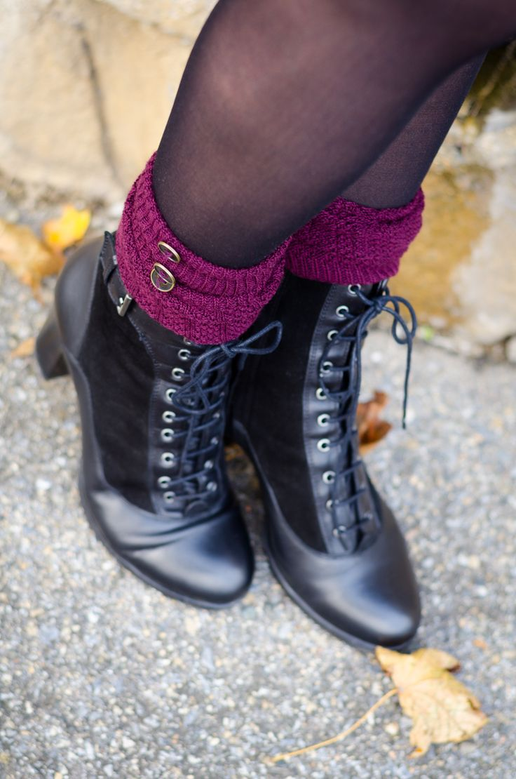 ANKLE BOOTS, BLACK, LEATHER, LACES, GEOX