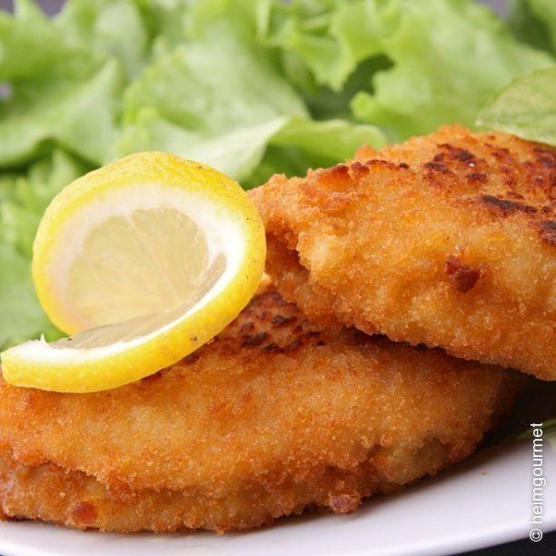 Receita HeimGourmet - Wiener Schnitzel - Escalope à moda de Viena - http://www.receitas-sem-fronteiras.com/receita-67024-wiener-schnitzel-escalope-a-moda-de-viena.htm