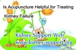 Is Acupuncture helpful for treating kidney failure ? It is known that Chinese Medicines have remarkable effect in treating kidney disease, acupuncture as one of the traditional Chinese Medicine it also has great effect in treating kidney disease. However, it is not enough to cure this disease, especially, when the disease has developed into advanced stage. #ChineseMedicineKidney