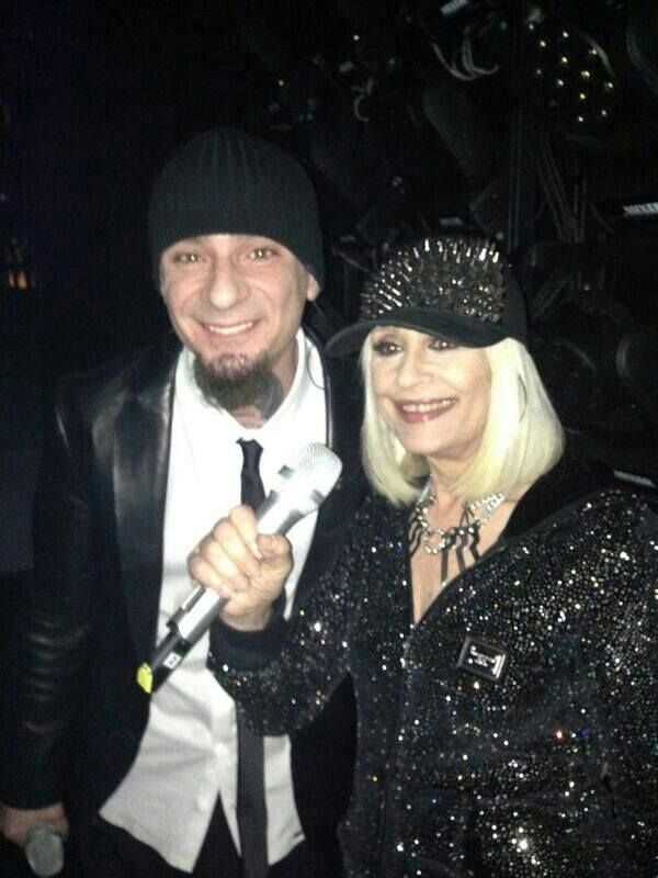 Raffa and J Ax da The Voice of Italy 2....2014