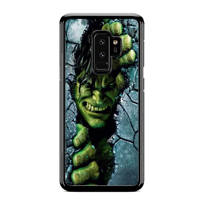 Angry Hulk Samsung Galaxy S9 Case | Republicase