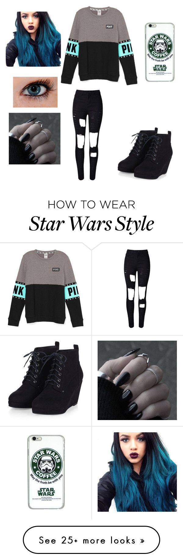 """Read D!!!"" by tyleetoro on Polyvore featuring women's clothing, women, female, woman, misses and juniors"