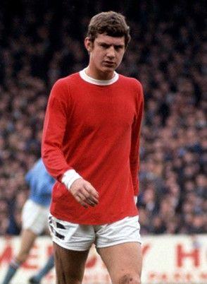 Brian Kidd Manchester United 1968
