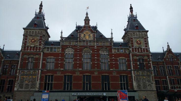 Chegamos em Amsterdam, o que ver e o que fazer na cidade.