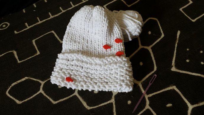 16 best Baby Hat with Ears / Gorro bebé con orejitas images on ...