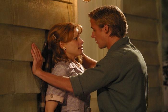 N'oublie jamais,The Notebook,Ryan Gosling,rachel McAdams