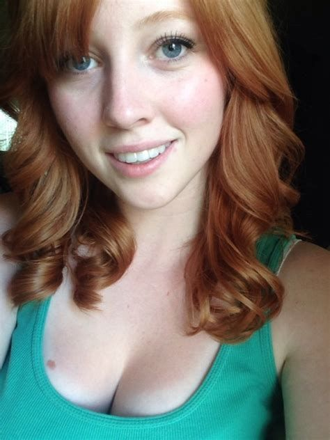 Natural Red Hair On Tumblr Gingers In  Pinterest Redheads Red Hair And Natural Red Hair