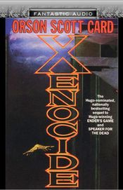 I finished listening to Xenocide by Orson Scott Card, narrated by Scott Brick, Gabrielle de Cuir, Amanda Karr, John Rubinstein, Stefan Rudnicki on my Audible app. Try Audible and get it free.