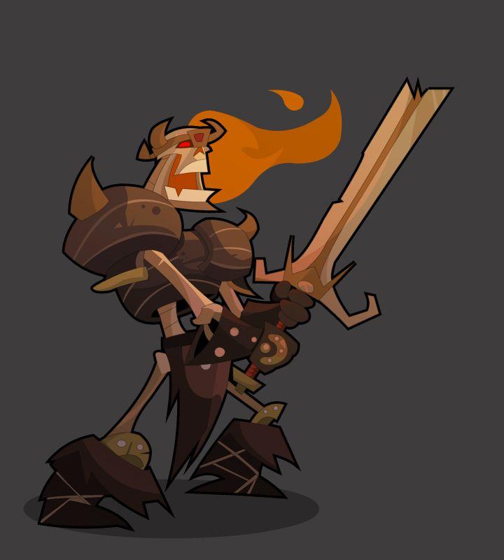 DoTA Allstars: Skeleton King by ~hangemhigh13 on deviantART