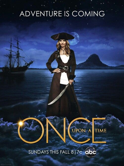 Once Upon A Time Season 3 Poster Emma Woah Emma! Nice outfit...
