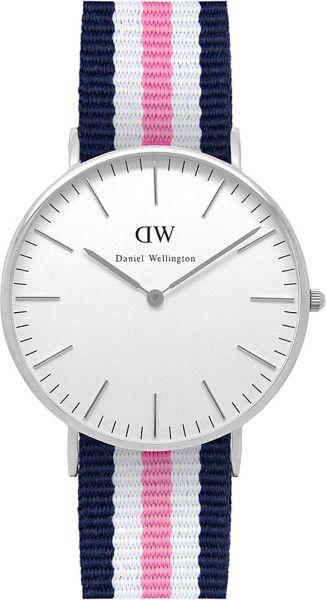 Daniel Wellington 0605Dw Southampton Ladies Watch - For Women in White for Men