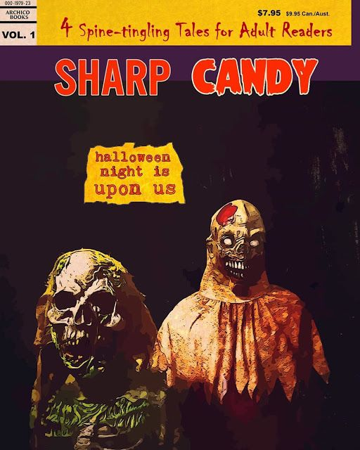2020 Halloween Anthology The Horrors of Halloween: Help Fund SHARP CANDY (2019) Horror