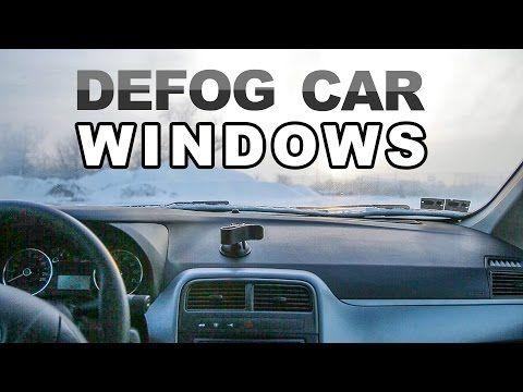 Grazie a questo calzino e un semplice trucco non avrai più i finestrini dell'auto appannati!