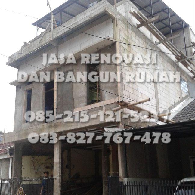 Kami menyediakan JASA BANGUN RUMAH untuk bangun rumah atau renovasi rumah anda dengan biaya murah untuk di wilayah  Bandung dan Jakarta. Hubungi Segera 083827767478 / 085215121523. -> Jasa Pembuatan Desain / Denah Rumah -> Jasa Menghitung RAB ( Rencana Anggaran Biaya ) -> Jasa Pembangunan Rumah dari Nol -> Jasa Renovasi Rumah  -> Jasa Perbaikan Rumah -> Perbaikan Cat Mengelupas -> Perbaikan Dinding Retak/Rembes -> Perbaikan Bocoran Atap, Saluran Air, Talang -> Perbaikan Keramik Retak, Pasang…