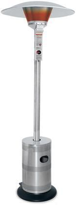 ES4000COMM Endless Summer Liquid Propane Patio Heater with Stainless Steel Construction and Multi-Spark Igniter Up to 40000 BTUs Single Dome