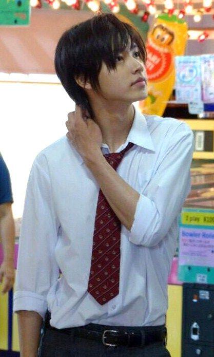 "Kento Yamazaki, J live-action Movie of manga ""L♡DK"", 2014. Plot & Movie: http://myasiantv.com/movie/l-dk/ [Eng. Sub]"