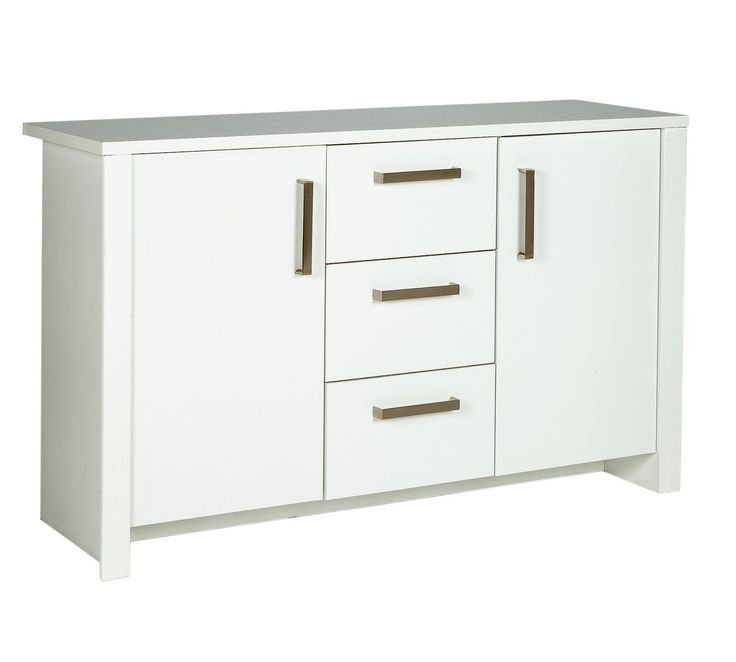 Buy HOME Bailey 2 Door 3 Drawer Sideboard