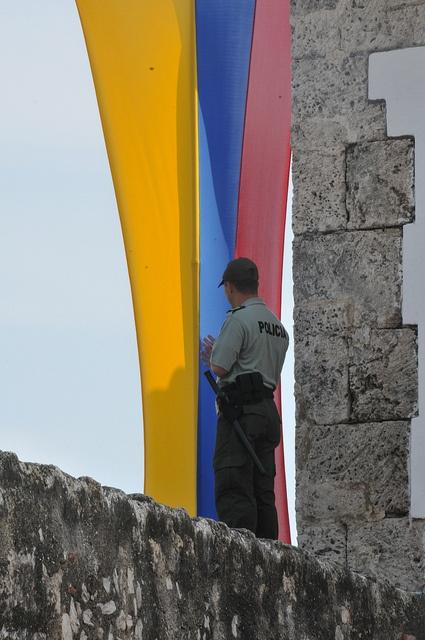 Proteger a los colombianos es nuestra razón de ser.