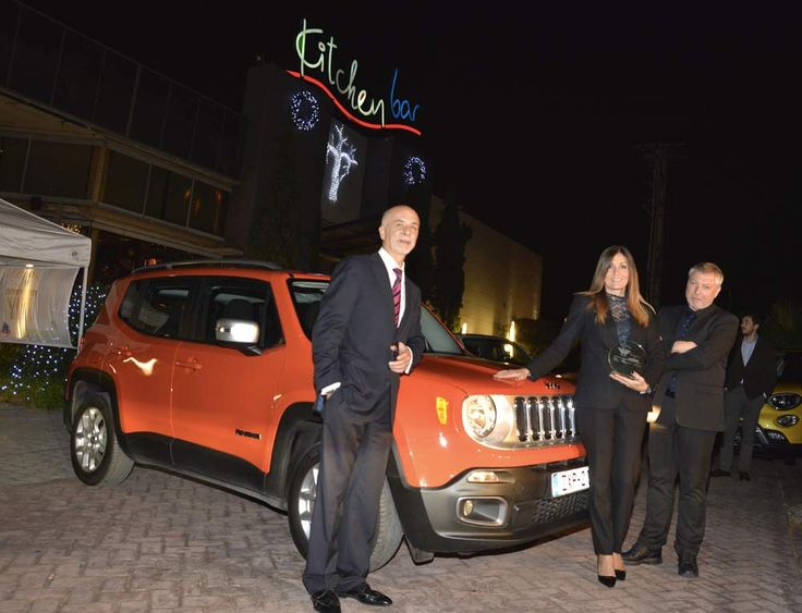 Jeep Renegade: Car of the Year 2016 - Greece
