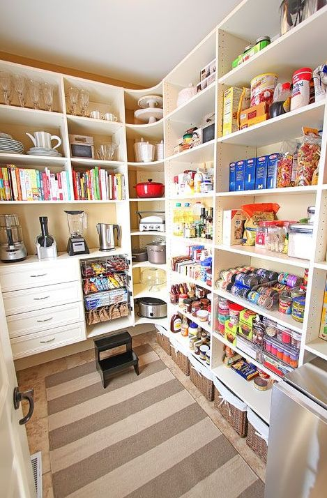 16 best Pantry images on Pinterest Kitchen Pantry ideas and Home