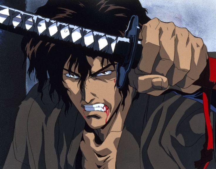 Brain trash photo samurai anime ninja scroll anime anime