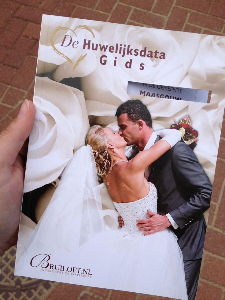 Huwelijksgids van de gemeente Maasgouw.