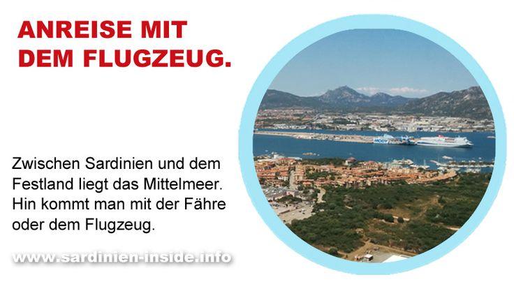 Welche Flüge und Flughäfen auf und nach Sardinien gibt es? Worauf sollte man bei den Flugverbindungen achten? Infos und mehr auf Sardinien-Inside.info