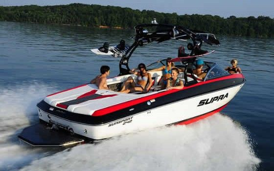 Supra, we build boats for riders who choose to challenge their personal best with each successive run. Simply, we live for the wake. With their innovative styling, wake performance, Supra boats are engineered to unleash everyone's inner athlete. #supraboats #supraskiboat #wakeboardboatprices #supraboatsaustralia #supraboatpartsforsale #wakeboardboat #prowakeboardtour #suprawakeboard #WakeboardBoats #WakeBoat #skiboats