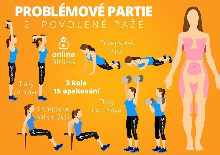 Problémové partie 2: Povolené paže | Blog | Online Fitness - živé fitness lekce, cvičení doma pod vedením trenérů