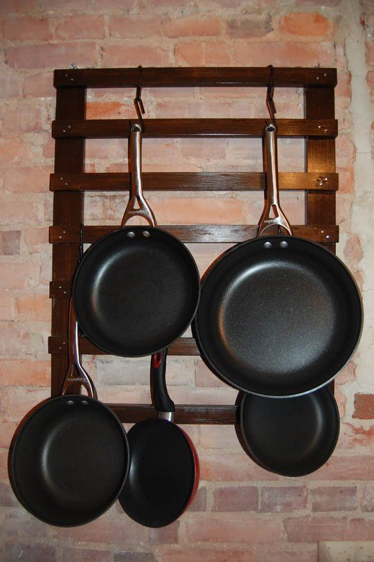30 best hanging pot rack ideas images on pinterest home ideas great ideas and kitchen ideas. Black Bedroom Furniture Sets. Home Design Ideas