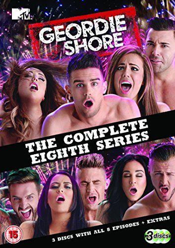 Geordie Shore  Series 8 [DVD]