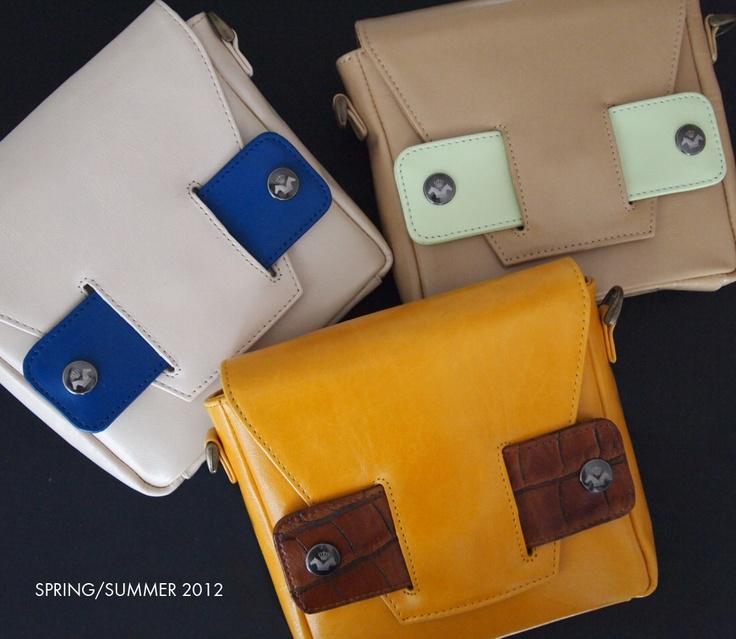 Spring/Summer 2012 #Manitic #purses:)