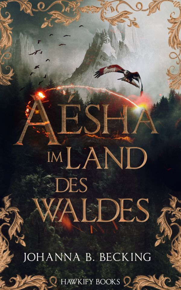 Review Aesha In The Land Of The Forest By Johanna B Becking