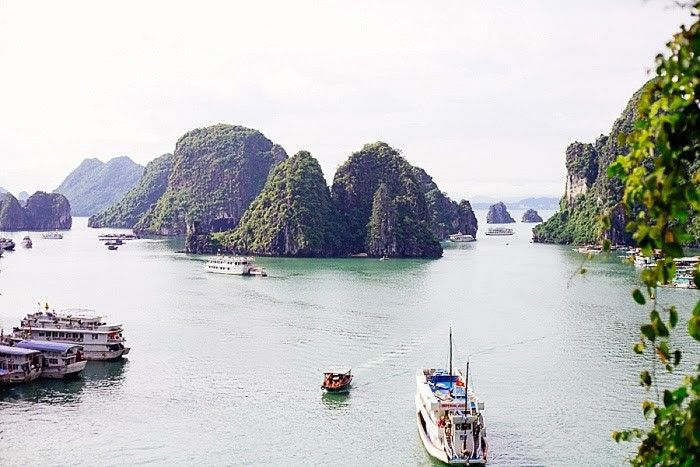 Itinerary: Three weeks in Southeast Asia. Swing through Thailand, Cambodia, and Vietnam.