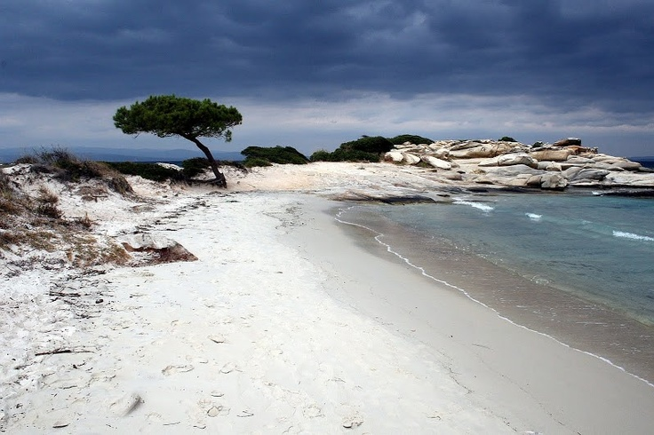 Kyradi Beach, Vourvourou, Chalkidiki, Greece