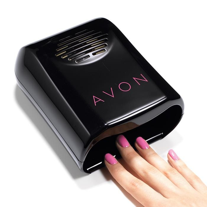 "Lightweight and portable yet strong enough to dry your nail polish in a flash. Runs on 2 AA batteries (not included). 6 1/2"" L x 5"" W x 2 3/4"" H. Plastic."