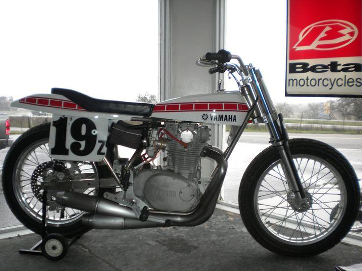 Update The Littlebig Bikes Are Coming Again: Custom Yamaha Dirt Track Bike