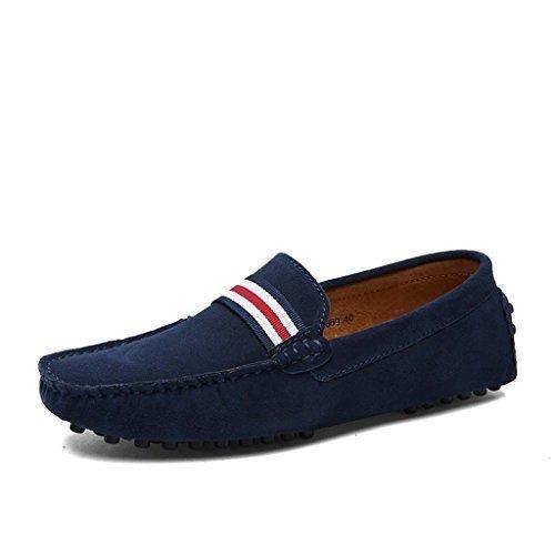 Oferta: 68.16€. Comprar Ofertas de ZXCV Zapatos al aire libre Conducción de la primera capa de zapatos de los hombres de cuero de ocio de moda matte zapatos de barato. ¡Mira las ofertas!