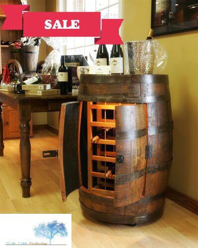 Excited To Share This Item From My Etsy Wine Barrel Rack Cabinet Wedding Gift